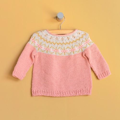 A4 PDF Hanna Sweater