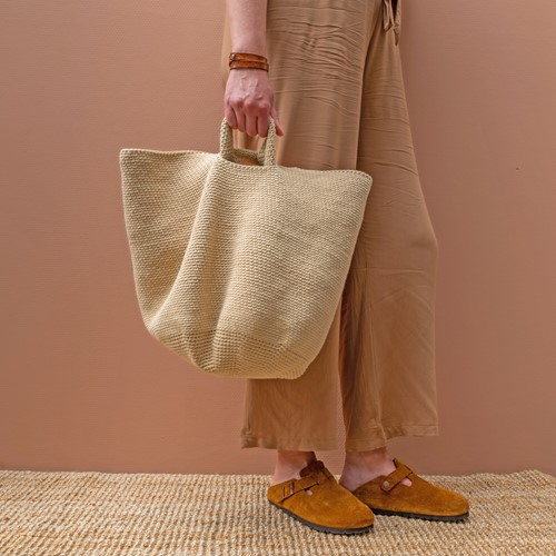 Slouchy Pouch