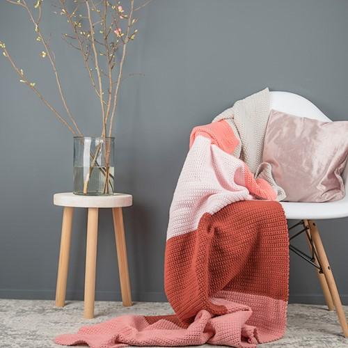 A4 PDF Block Blanket - Crochet edition