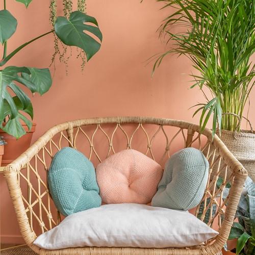 A4 PDF Leaf Cushion