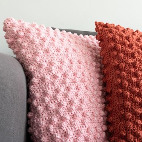A4 PDF Bobbles Comfy Cushion