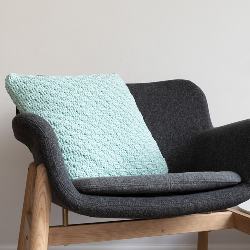 Basketweave Comfy Cushion