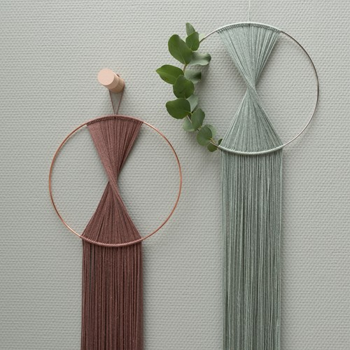 Twist Wall Hanging