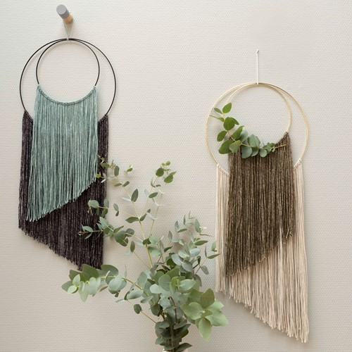 Double Trouble Wall Hanging