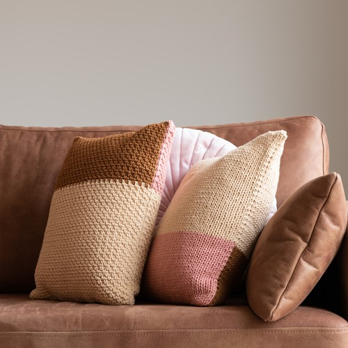 Fab Cushion crochet