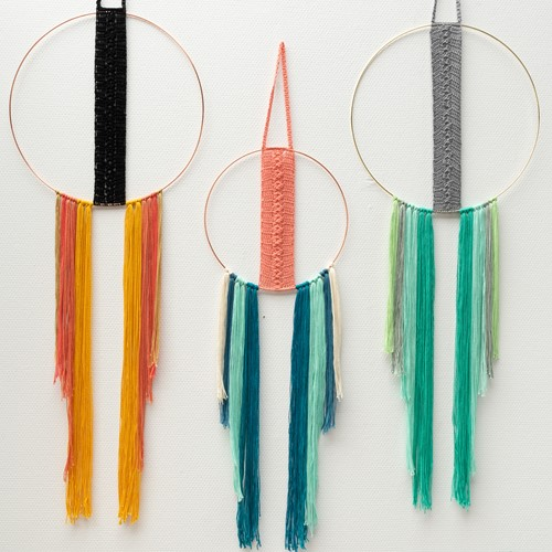 Must-Have Boho Wall Hanging