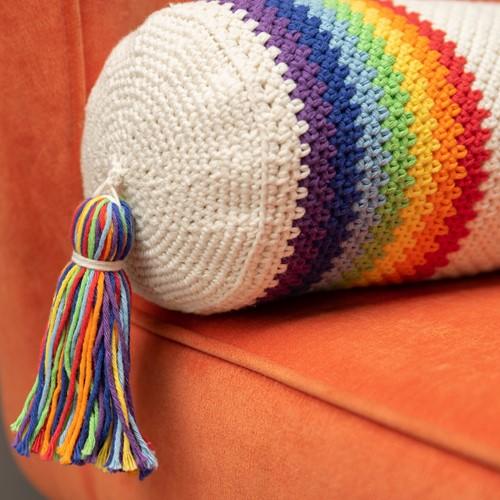 A4 PDF Rainbow Roll