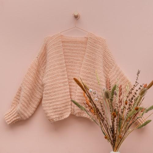 Cloud Cardigan Crochet