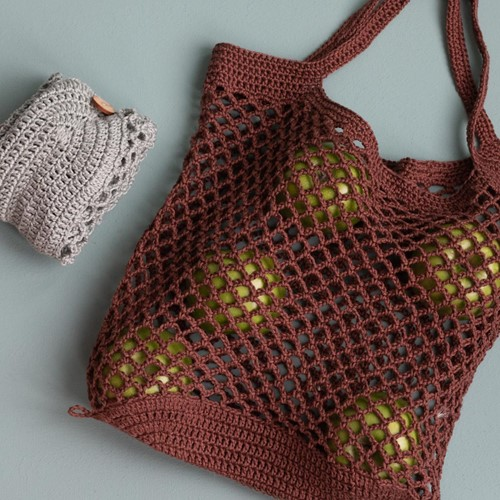Foldable Net Bag