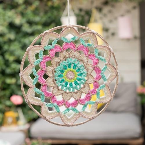 Garden Party Mandala
