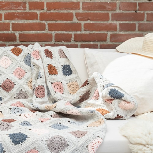 Hip To Be Square Blanket