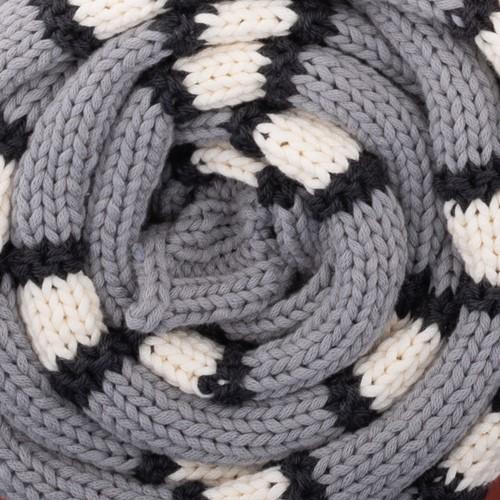 Striped Scarf 096