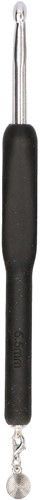 Silver crochet hook (CS) 5.5mm