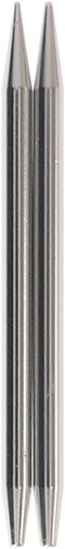 Silver needle tips 6.0mm