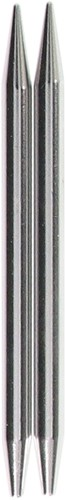 Silver needle tips 6.5mm