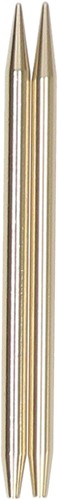 Gold needle tips 5.5mm