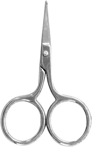 Silver tiny scissor